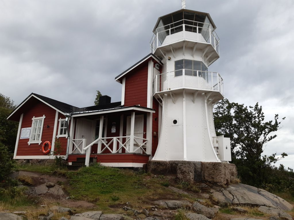 Kallo lighthouse in Pori, Finland. Copyright S. Tikkanen. Small.jpg